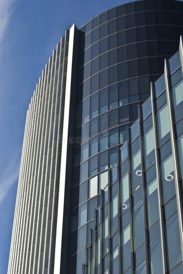 budynki korporacyjny London zdjęcie stock
