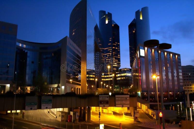 budynki korporacyjnych obraz royalty free