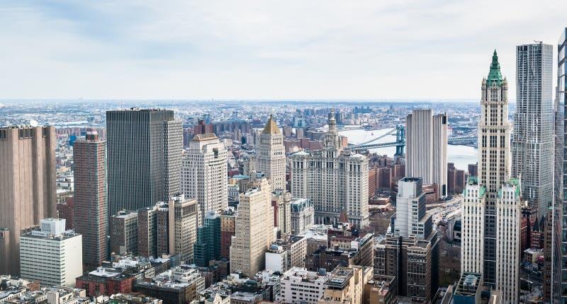 Download Budynki Manhattan Zdjęcie Stock - Obraz: 33039680