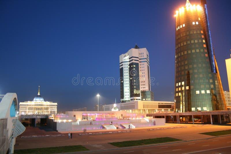 budynki moddern obraz royalty free