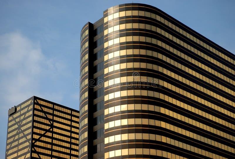 budynki nowożytni obrazy stock