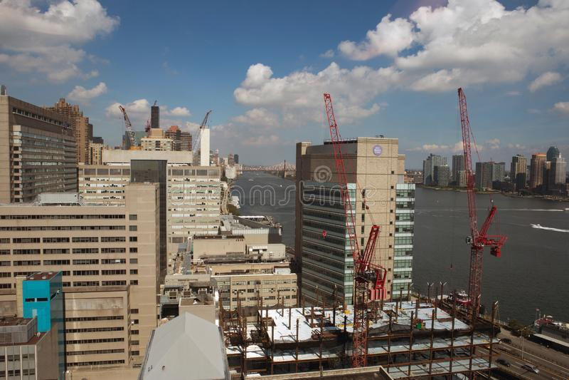 budynki, nowy jork zdjęcie stock