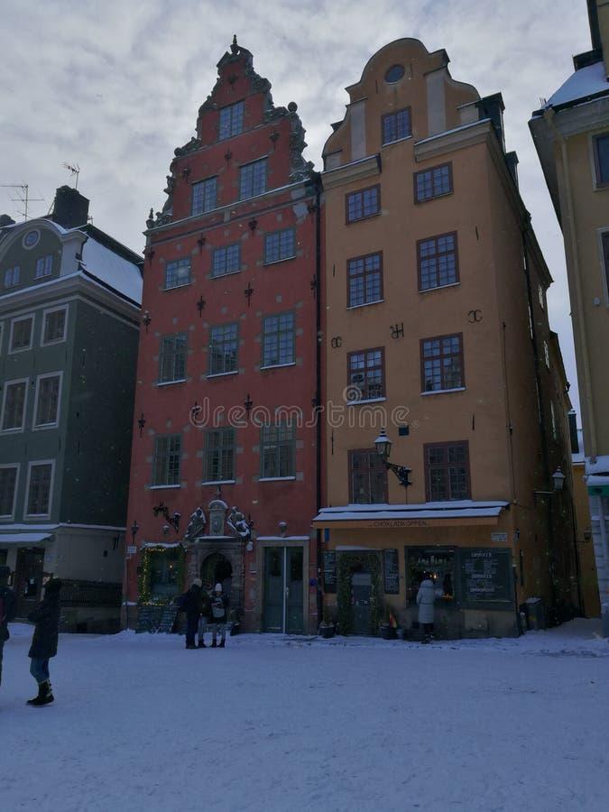 budynki tradycyjni zdjęcia royalty free