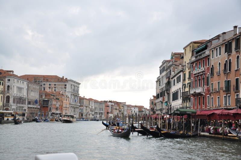 budynki Venice zdjęcie royalty free