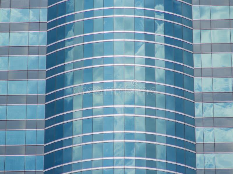 Budynku abstrakta tekstura obraz stock