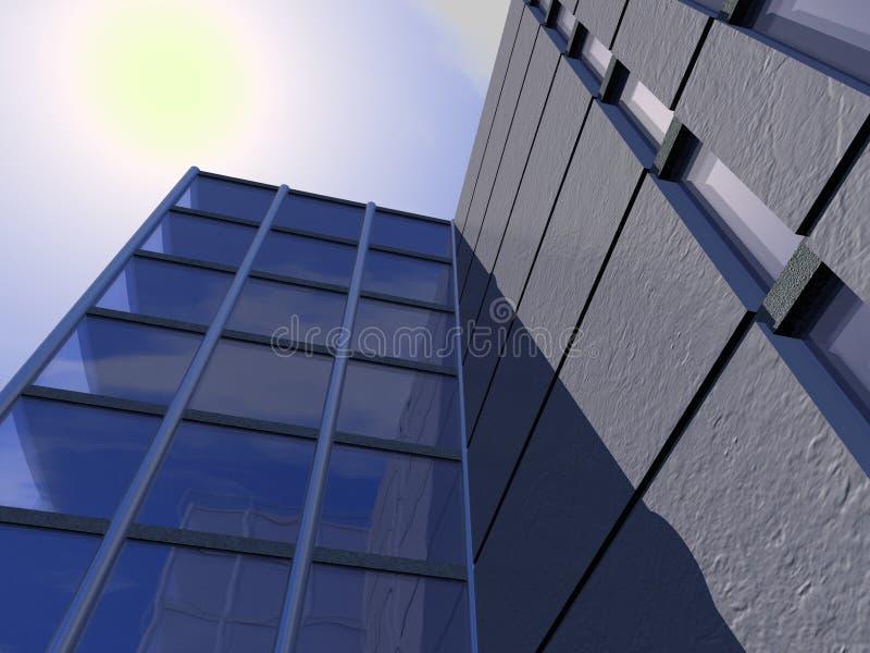 budynku biznes ilustracji