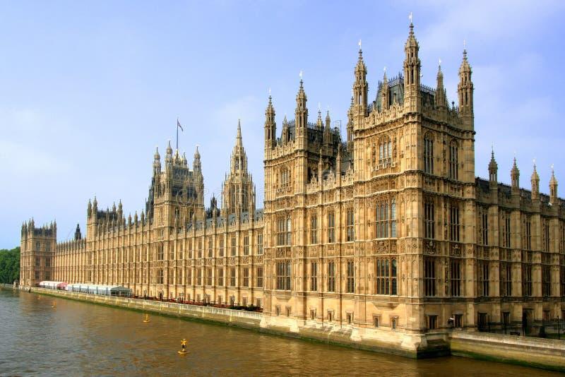 budynku brytyjski parlament obrazy royalty free