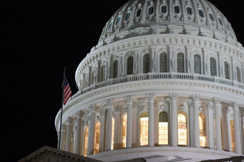 budynku capitol dc stan zlany Washington zdjęcia stock