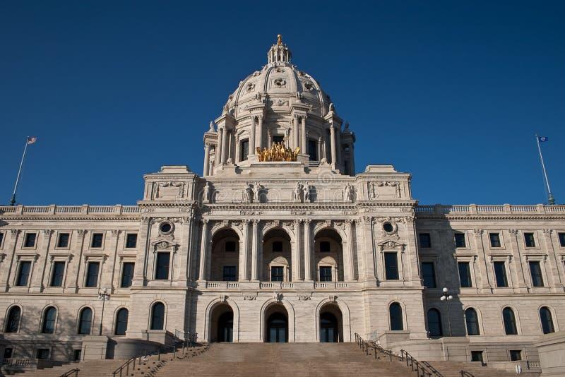 budynku capitol Minnesota stan zdjęcie stock