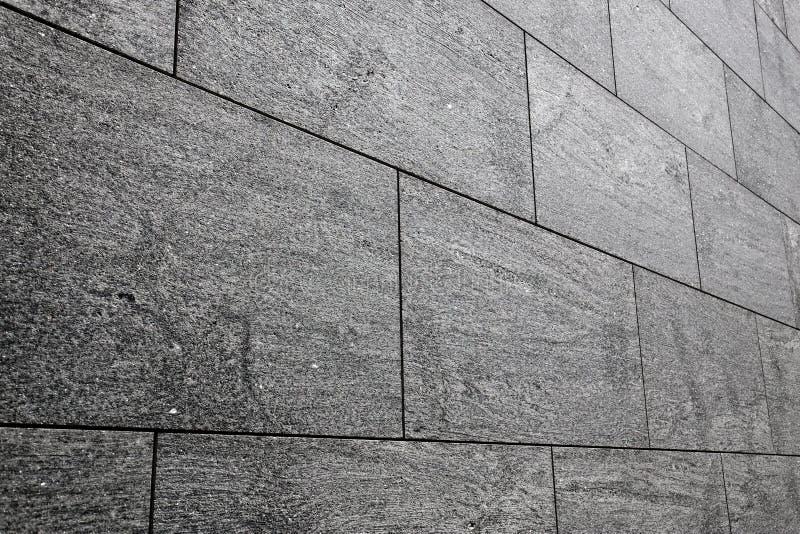 budynku granitowa luksusu ściana zdjęcie royalty free
