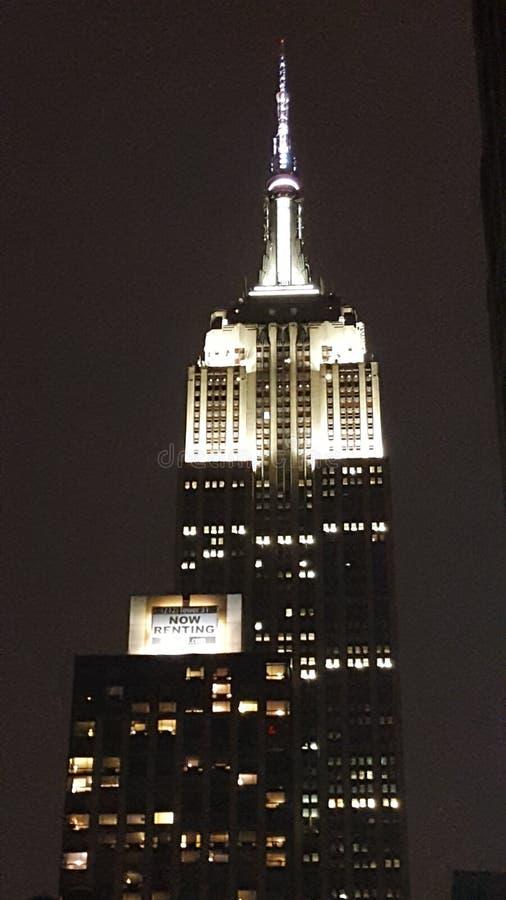 budynku imperium nocy stan obrazy royalty free
