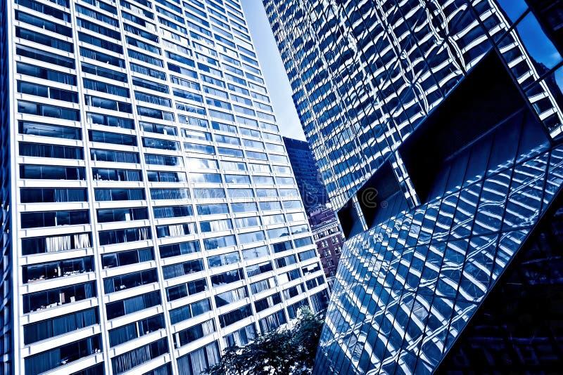 budynku miasto nowy York zdjęcie stock