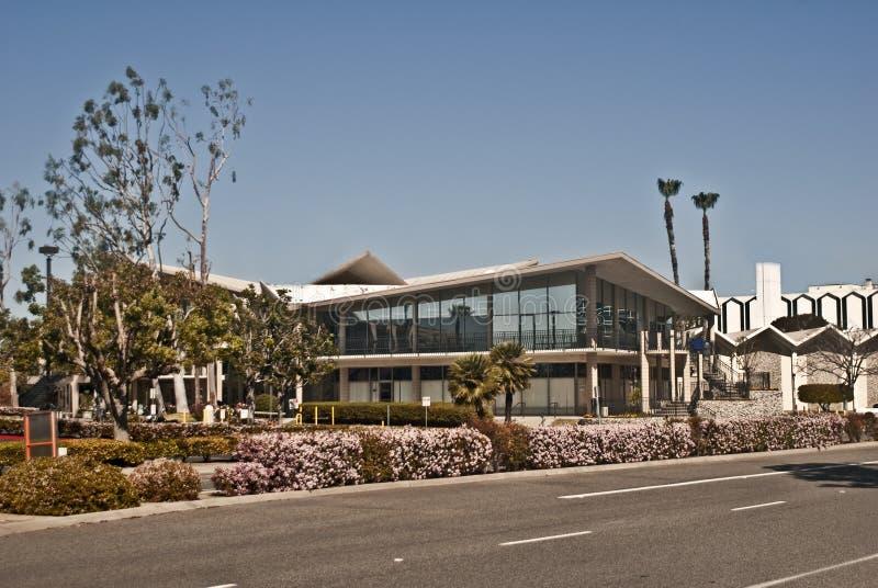 budynku nadzieja międzynarodowy główny uniwersytet zdjęcia royalty free