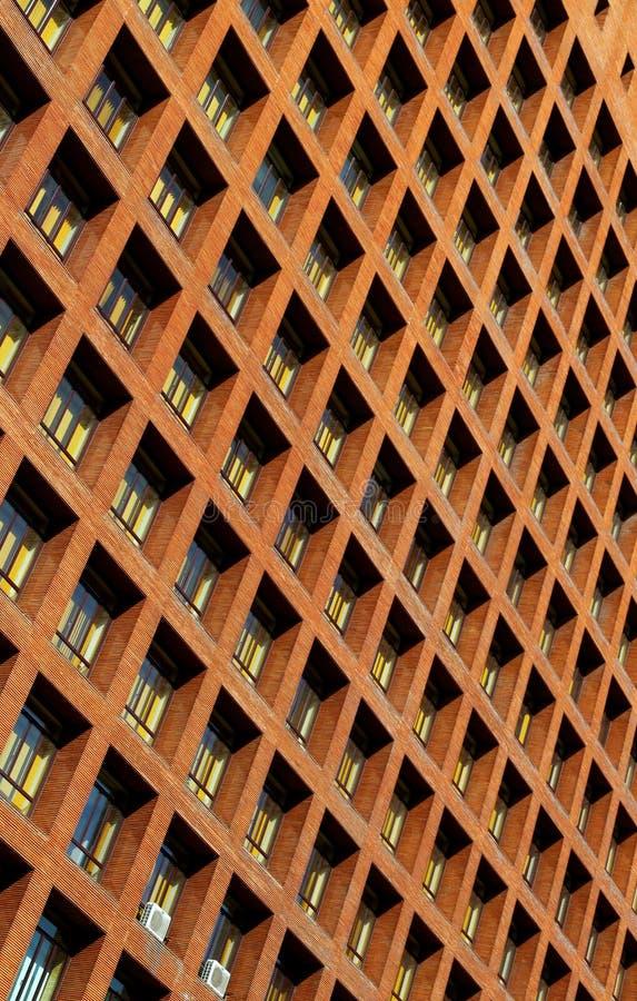budynku wysocy wzrosta okno obraz royalty free