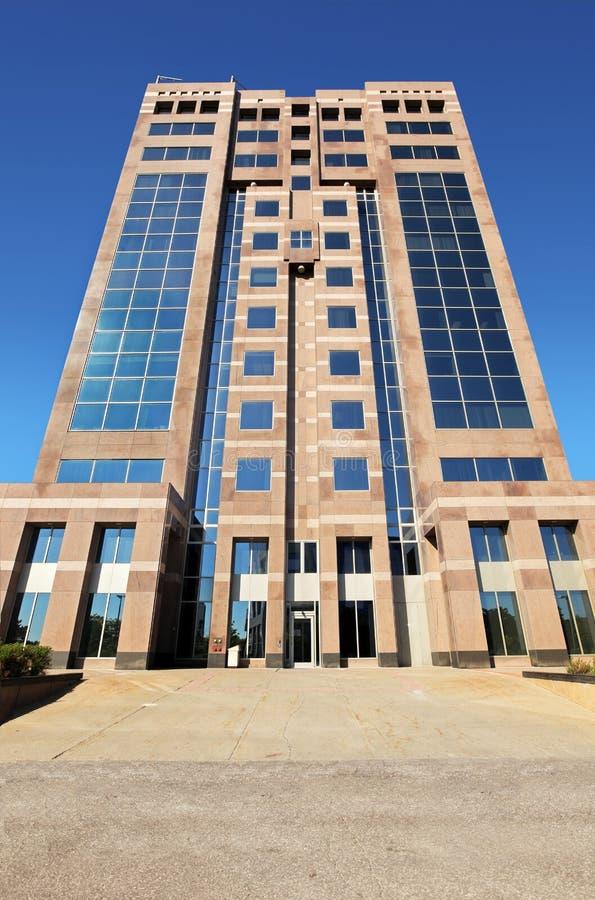 budynku wzrost wysoki nowożytny biurowy obraz stock