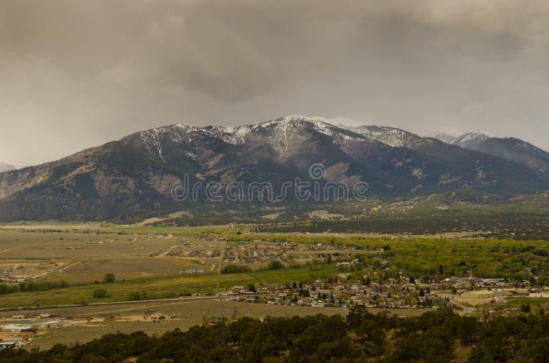 Buena Vista Κολοράντο στοκ εικόνες