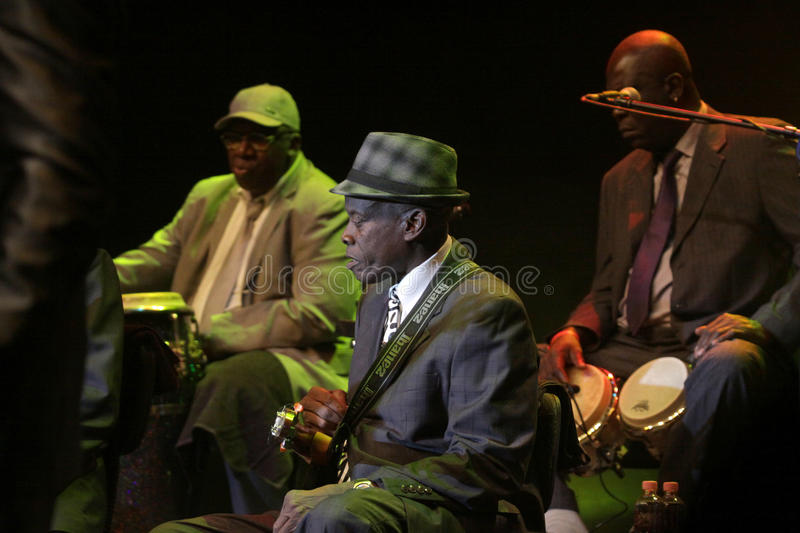 Download Buena Vista Social Club Concert In Hungary Editorial Stock Photo - Image: 26791588