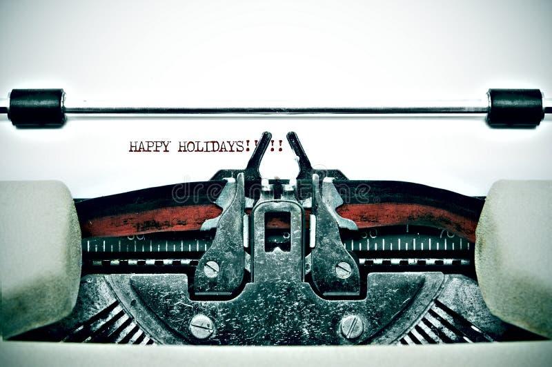 Buenas fiestas imágenes de archivo libres de regalías