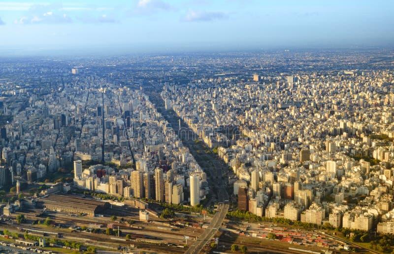 Buenos aires Argentinië stock foto