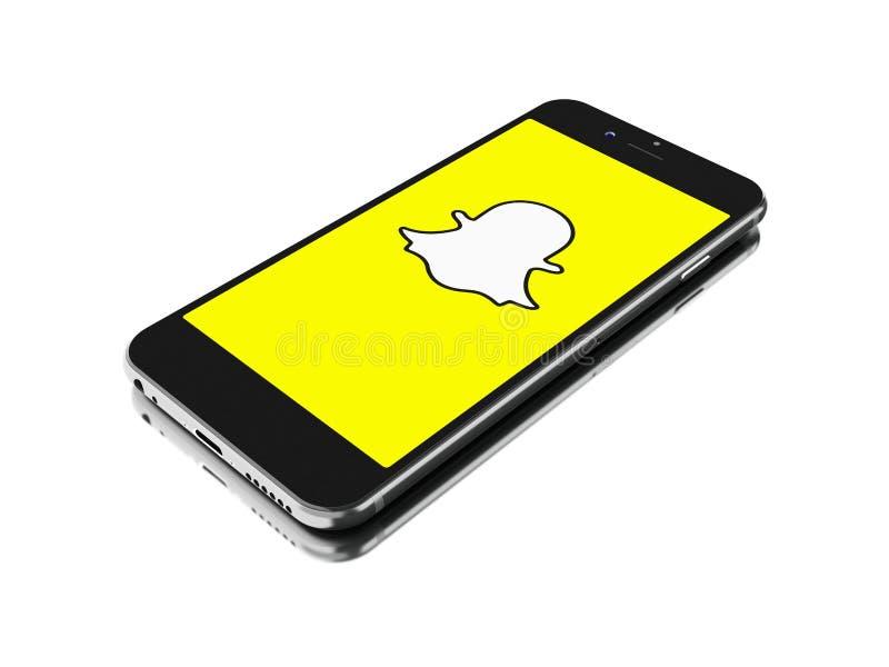 BUENOS AIRES ARGENTYNA, WRZESIEŃ, - 07,2016: 3d Smartphone z