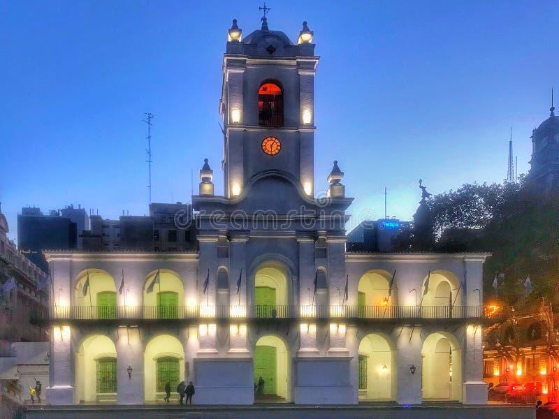 Buenos Aires Cabildo obrazy stock