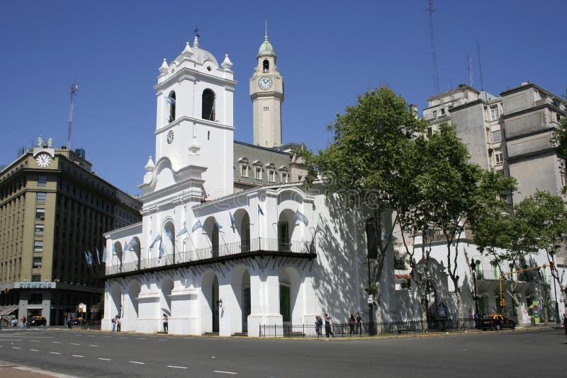 Download Buenos Aires Cabildo, South America Editorial Stock Photo - Image: 18534968