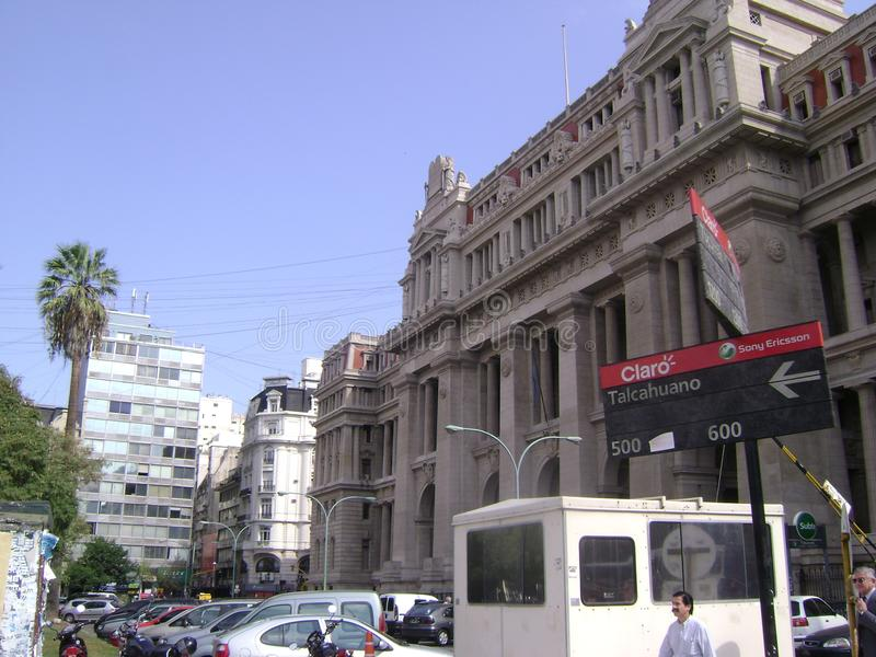 Buenos Aires City stock image