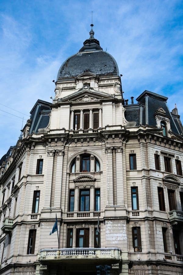 Buenos Aires City Hall Palacio Municipal de la Ciudad de Buenos Aires royalty free stock photography