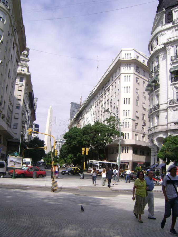Buenos Aires City royalty free stock photo