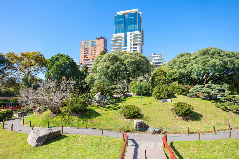 Buenos Aires Japanese Gardens. The Buenos Aires Japanese Garden (Jardin Japones) is a public garden in Buenos Aires, Argentina royalty free stock photography