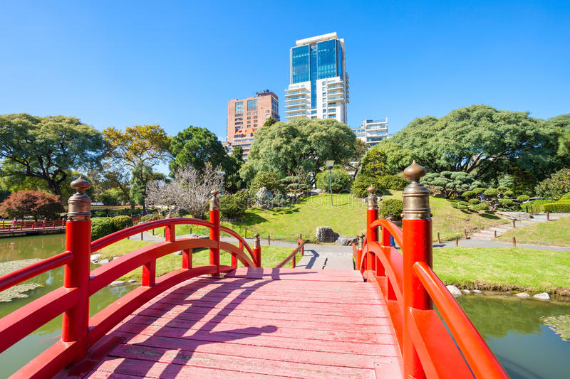 Buenos Aires Japanese Gardens. The Buenos Aires Japanese Gardens (Jardin Japones de Buenos Aires) are a public space in Buenos Aires, Argentina stock photography