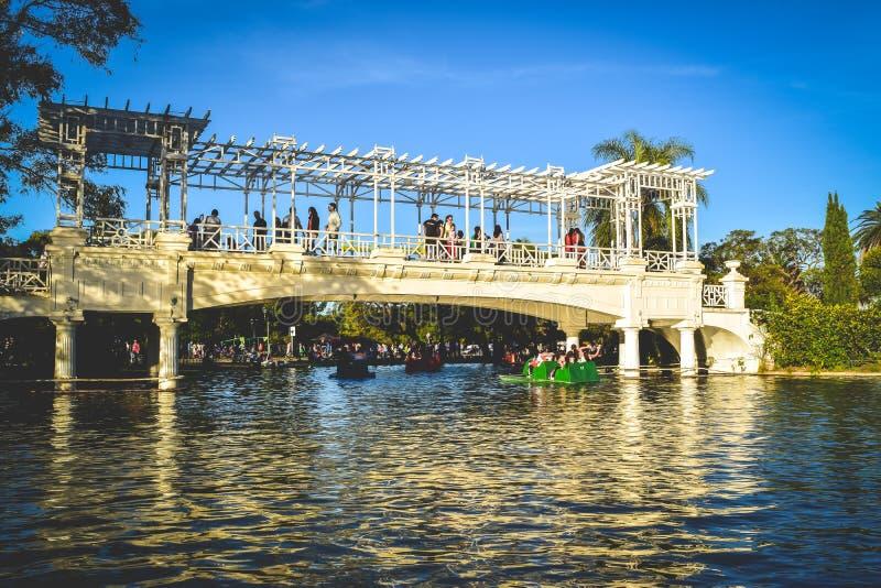 BUENOS AIRES - L'ARGENTINA: Palermo immagini stock