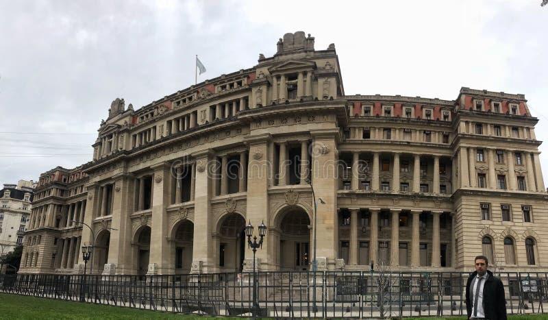 Buenos- Airestheater lizenzfreies stockbild