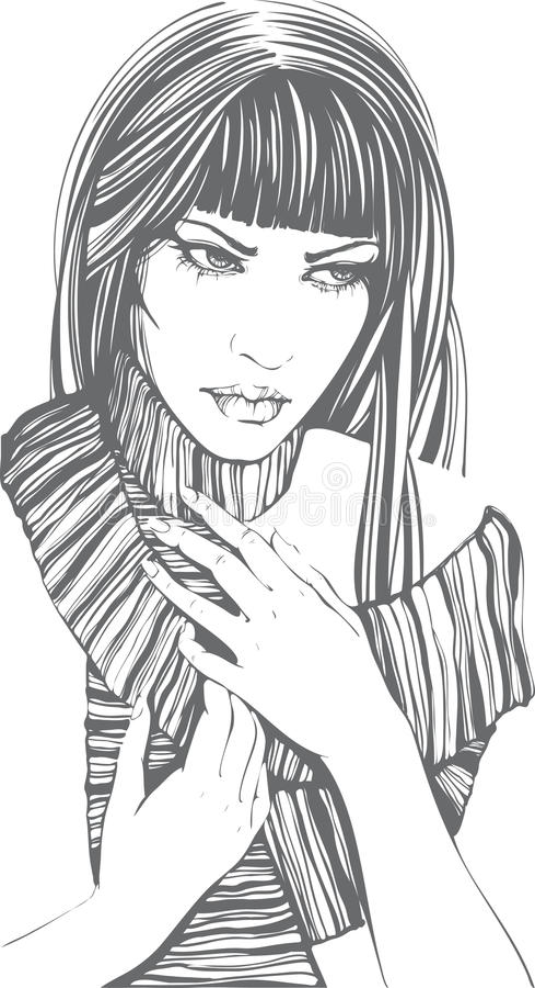 bufanda libre illustration