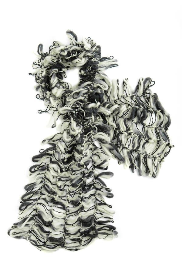 Bufanda coloreada dos del moer imágenes de archivo libres de regalías