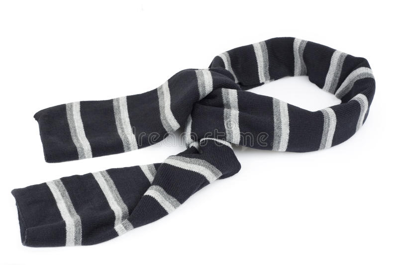 Bufanda de las lanas foto de archivo