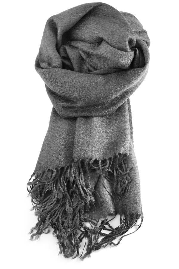 Bufanda de las lanas fotografía de archivo libre de regalías