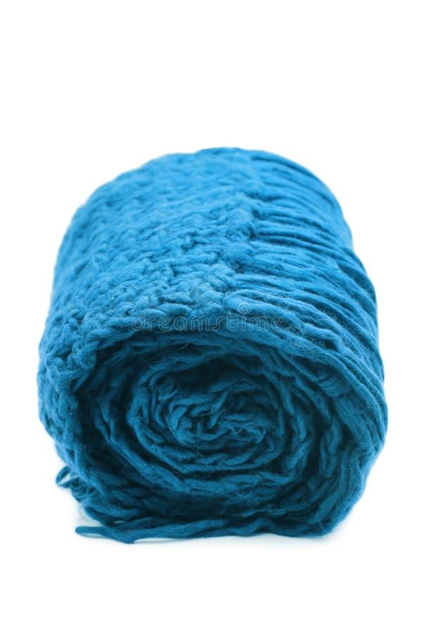 Bufanda de las lanas imagen de archivo
