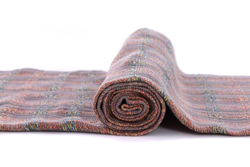 Download Bufanda Multicolora Hermosa Imagen de archivo - Imagen de cachemira, knitted: 64204625