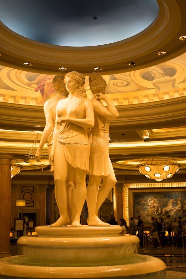 Buffé i Las Vegas arkivfoton