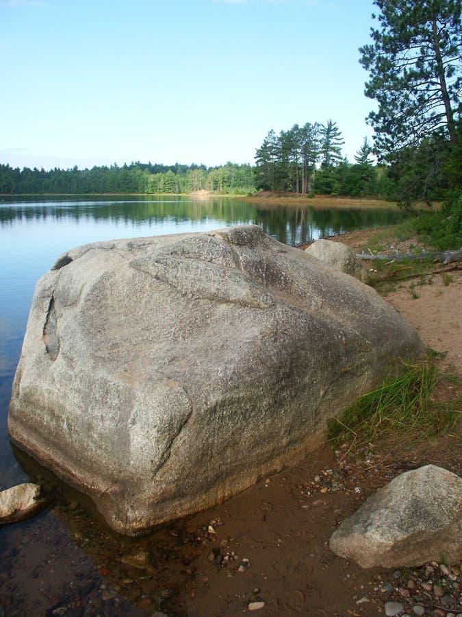 Download Buffalo Lake - Northwoods Wisconsin Stock Photo - Image: 28866724