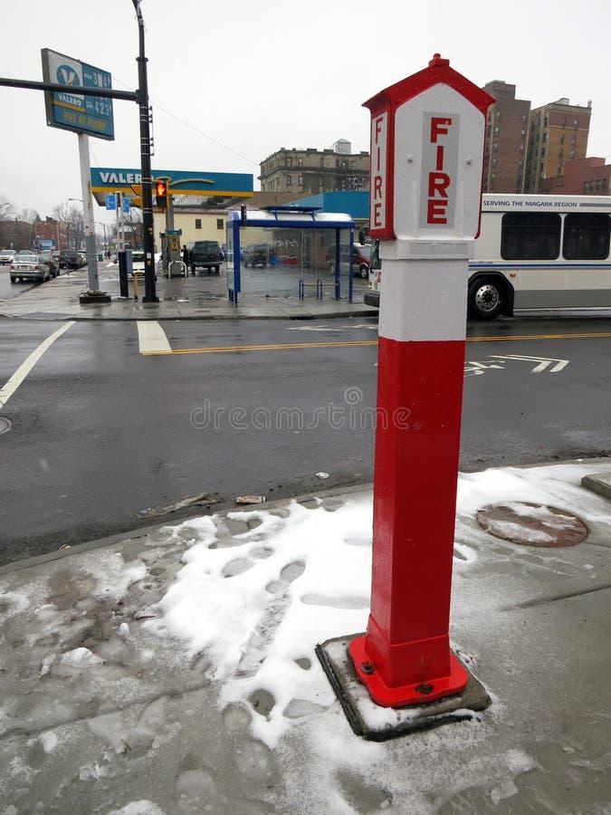 Buffalo, NY stock image