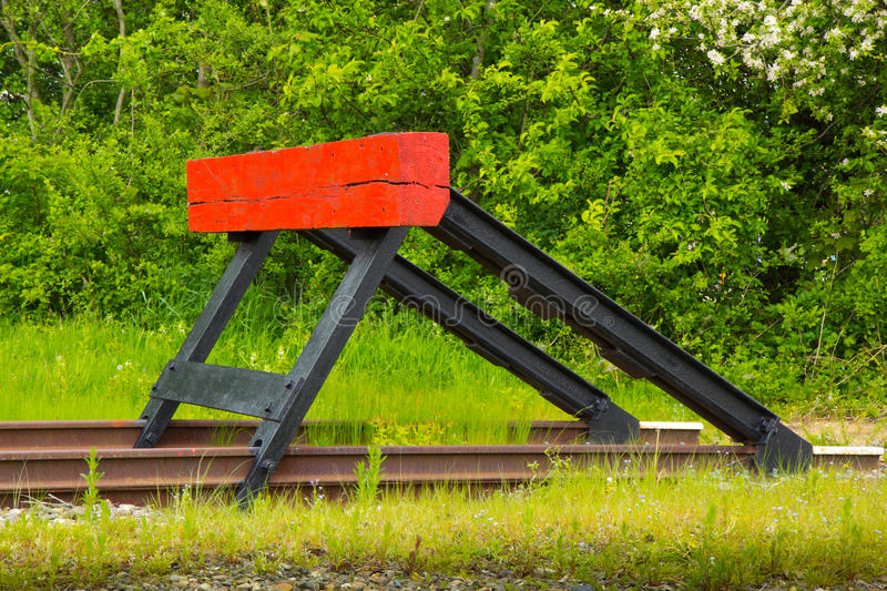 Download Buffer stock image. Image of transportation, block, railroad - 25536601