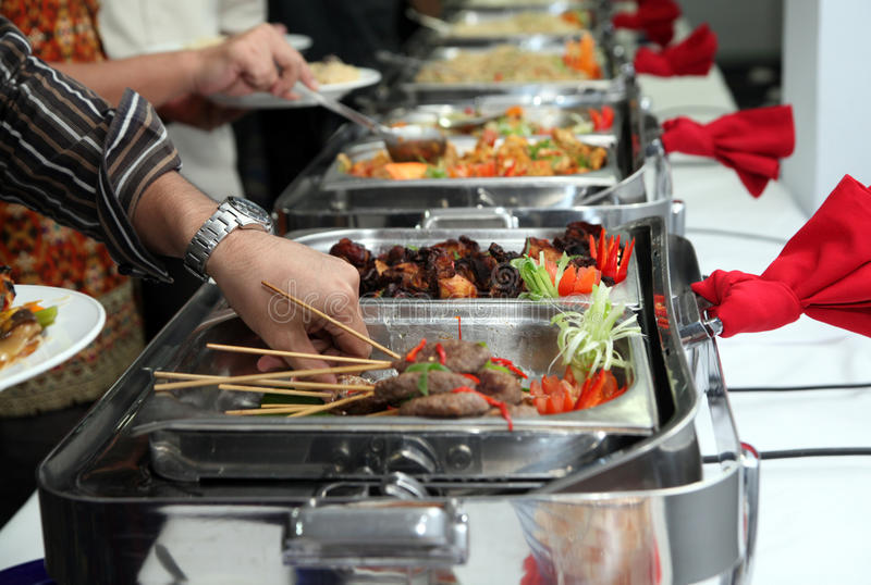 Download Buffet stock image. Image of varieties, portion, groups - 16462521