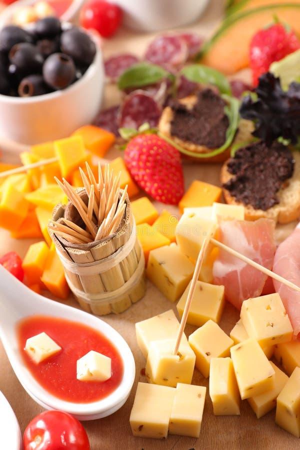 buffet food stock photos