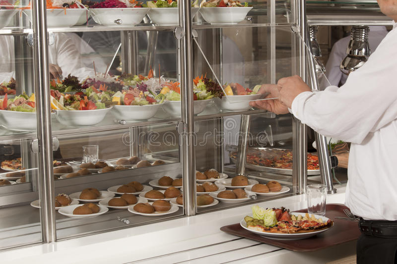 Buffet stock photos