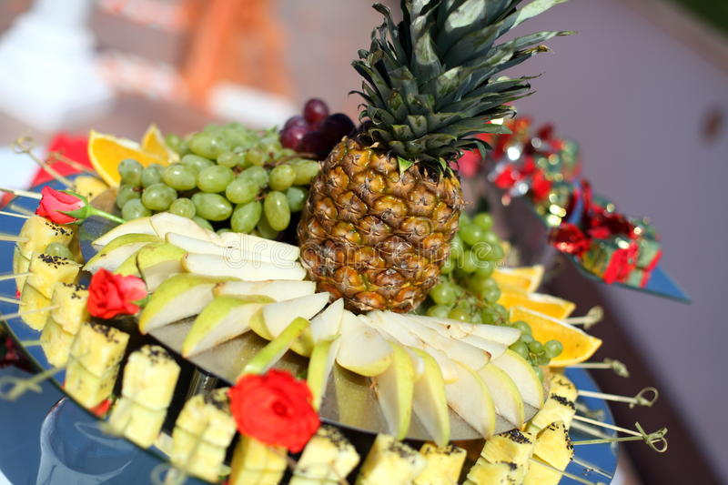 Download Buffet table stock photo. Image of fruit, peach, buffet - 15771182