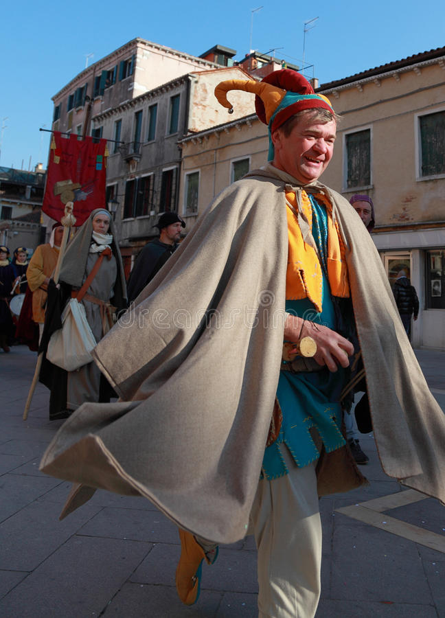 Download The Buffoon editorial photography. Image of venetian - 23226462