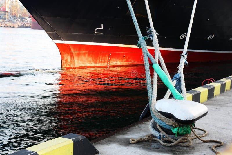 Bug des Schiffs lizenzfreies stockfoto