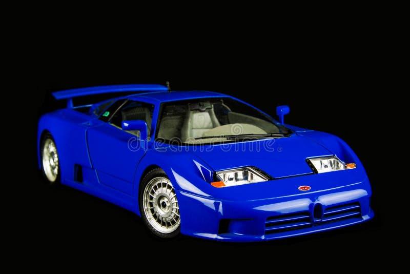 Bugatti EB 110 стоковые изображения